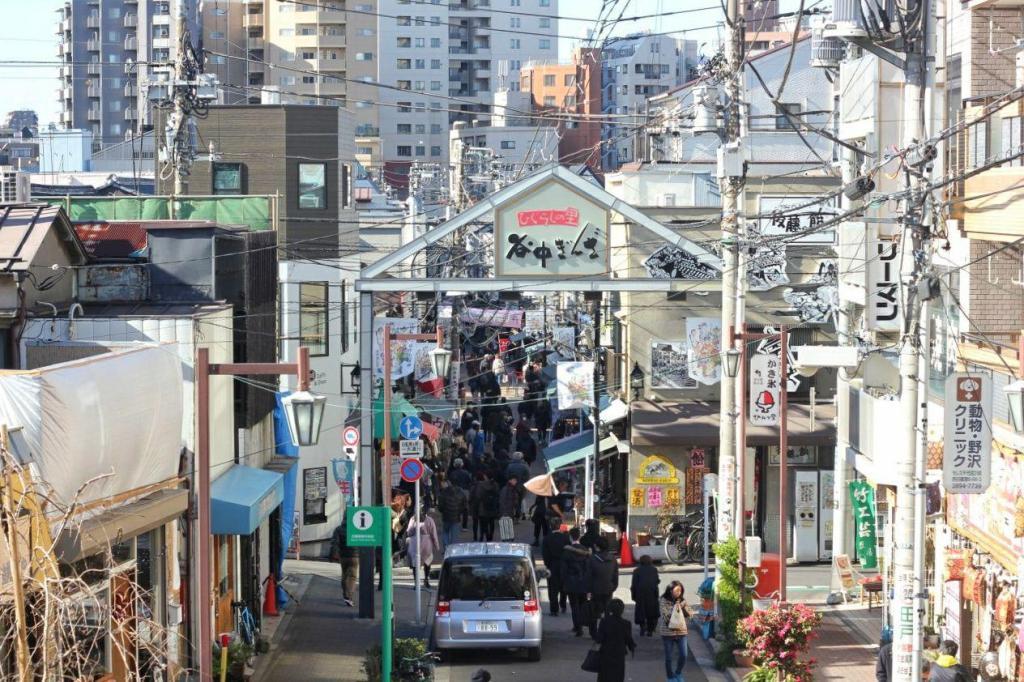 Yanaka Ginza, quartiere fermo nel tempo