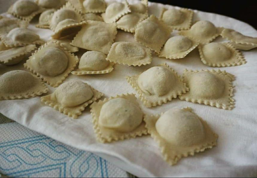 My mother's ravioli